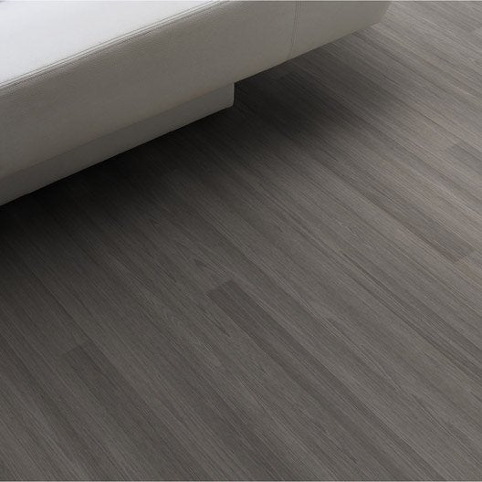 sol pvc gris fairway cloud gerflor texline hqr l 4 m leroy merlin. Black Bedroom Furniture Sets. Home Design Ideas
