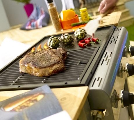 Profiter d'un barbecue au gaz pour vos cuissons
