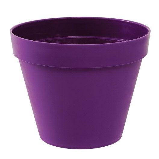 Pot xxl pot de fleurs jardini re poterie d corative leroy merlin - Leroy merlin pot de fleur ...