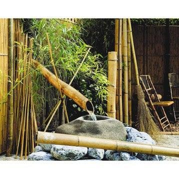 tuteur tomate bambou plastifi leroy merlin. Black Bedroom Furniture Sets. Home Design Ideas