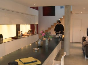 cuisine sur mesure ingenious leroy merlin. Black Bedroom Furniture Sets. Home Design Ideas