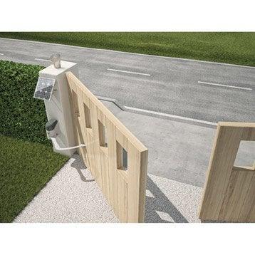 motorisation de portail bras mhouse by nice ws200s. Black Bedroom Furniture Sets. Home Design Ideas