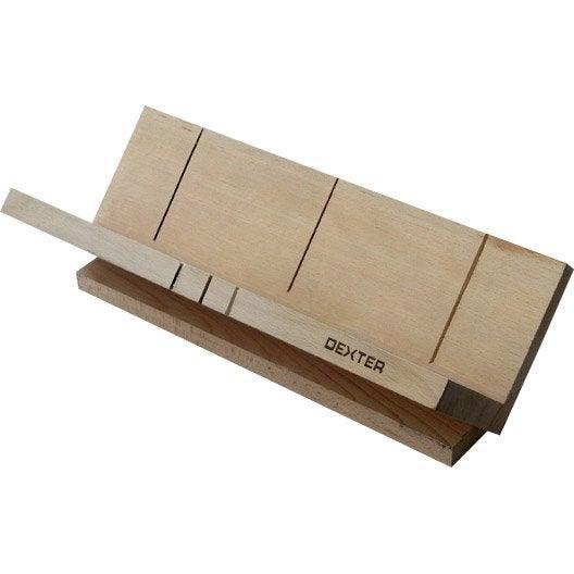 bo te onglet manuelle dexter leroy merlin. Black Bedroom Furniture Sets. Home Design Ideas