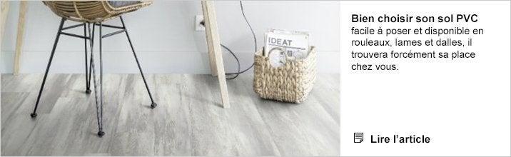 Comment poser des dalles ou des lames à clipser