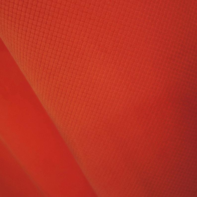 Rideau Tamisant Barcelone Orange L 140 X H 260 Cm Leroy Merlin