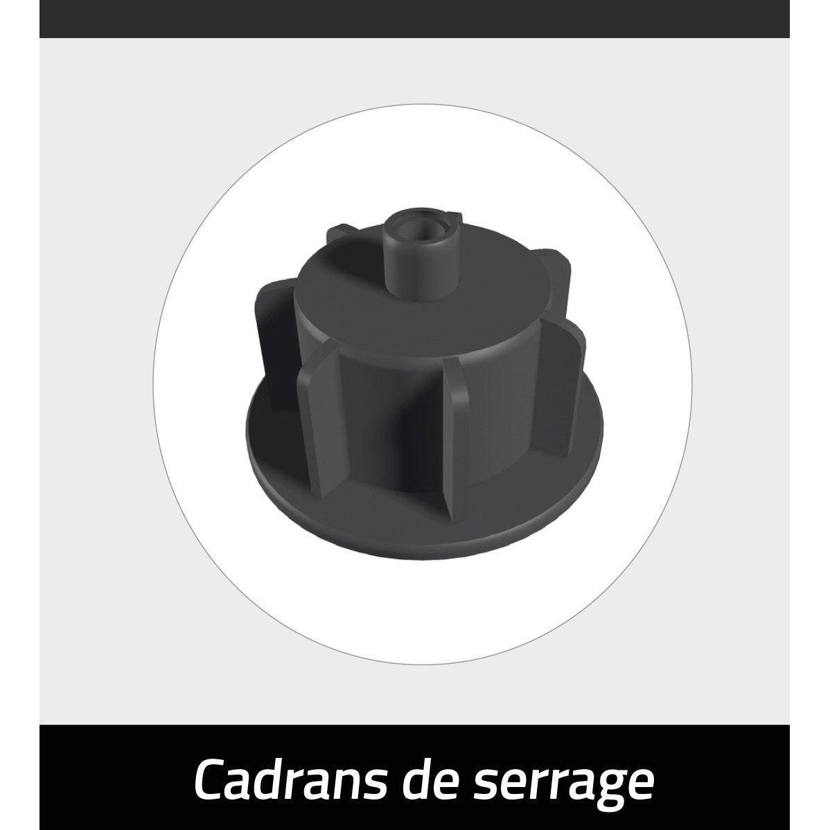 kit de 15 cadrans de serrage pour croisillons pavilift. Black Bedroom Furniture Sets. Home Design Ideas