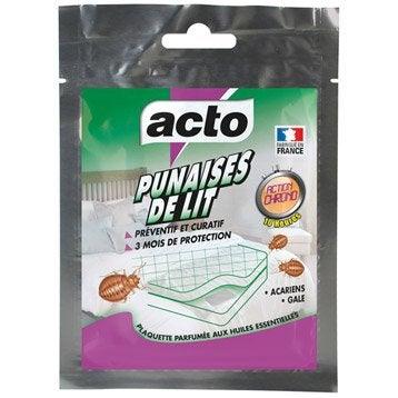 Diffuseur antipunaises ACTO, 1 plaquette 34 g