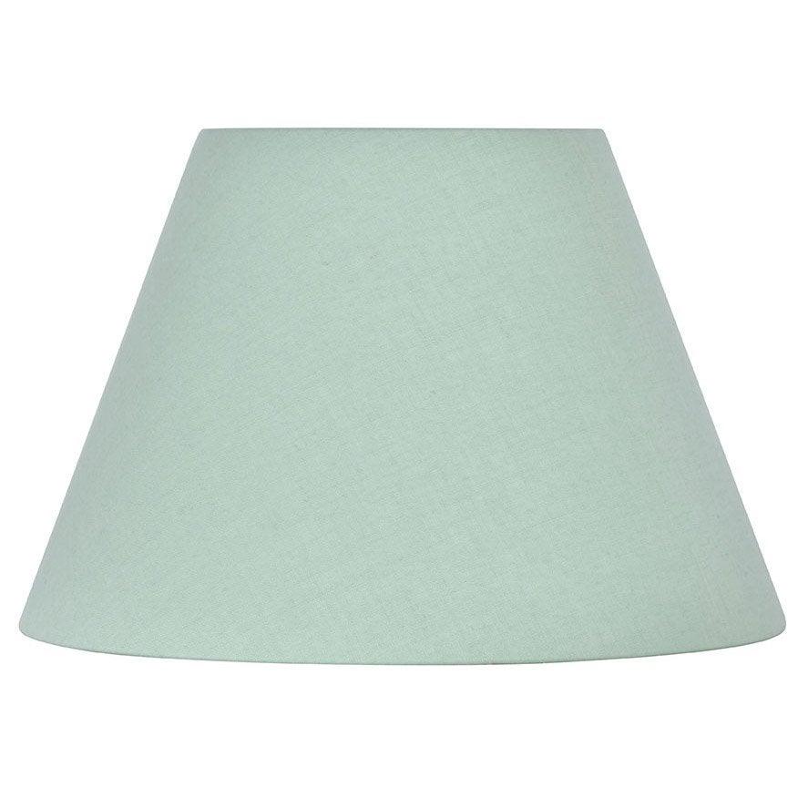 abat jour vert Abat-jour 1037, 25 cm, coton, amande COREP
