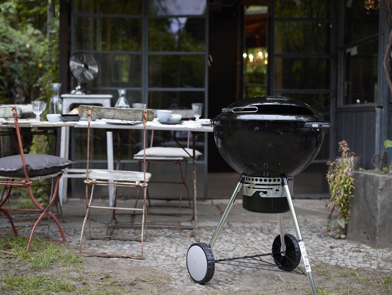 Le barbecue Weber au design créatif et contemporain | Leroy ...
