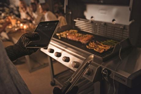 Un barbecue gaz pour une cuisson parfaite