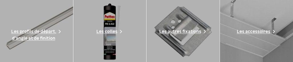 Colle Et Accessoires Pour Lambris Pvc Au Meilleur Prix