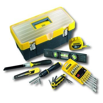 Coffret et bo te outils compl te outillage main leroy merlin - Caisse a outils leroy merlin ...