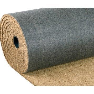 paillasson coco la coupe marron largeur 1 m. Black Bedroom Furniture Sets. Home Design Ideas