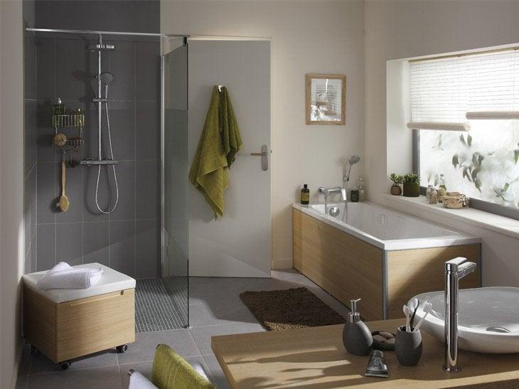 Rangement salle de bain leroy merlin for Meuble salle de bain neo leroy merlin