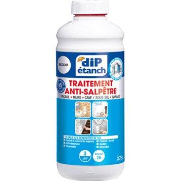 Peinture et traitement d 39 tanch it etanch it des murs et des sols l - Dip etanche anti salpetre ...