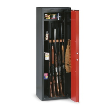armoire fusil et armoire forte armoire pour armes au meilleur prix leroy merlin. Black Bedroom Furniture Sets. Home Design Ideas