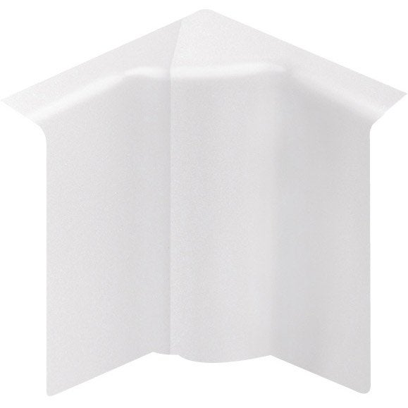 angle int rieur blanc pour plinthe h 10 x p 5 5 cm leroy merlin. Black Bedroom Furniture Sets. Home Design Ideas