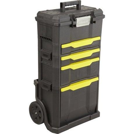 Rangement d 39 outils bo te servante roulante - Boite plastique rangement tiroir ...