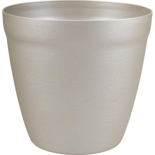 bac polypropyl ne r serve d 39 eau bhr x cm beige dor leroy merlin. Black Bedroom Furniture Sets. Home Design Ideas