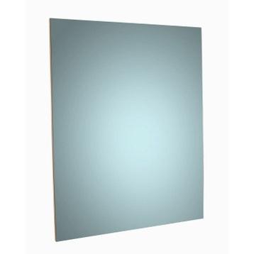 Miroir simple de salle de bains miroir de salle de bains au meilleur prix leroy merlin - Leroy merlin forbach ...