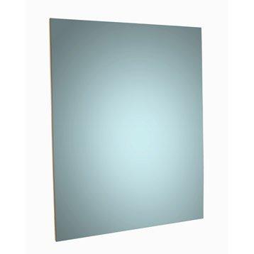 Miroir simple de salle de bains miroir de salle de bains for Miroir 60x60