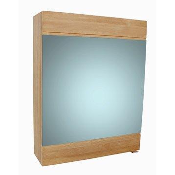 Armoire de toilette armoire salle de bains leroy merlin - Armoire miroir salle de bain leroy merlin ...