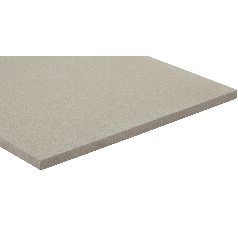 Teinte De Gris Clair panneau médium (mdf) teinté masse gris clair, ep.8 mm x l.244 x l.122 cm