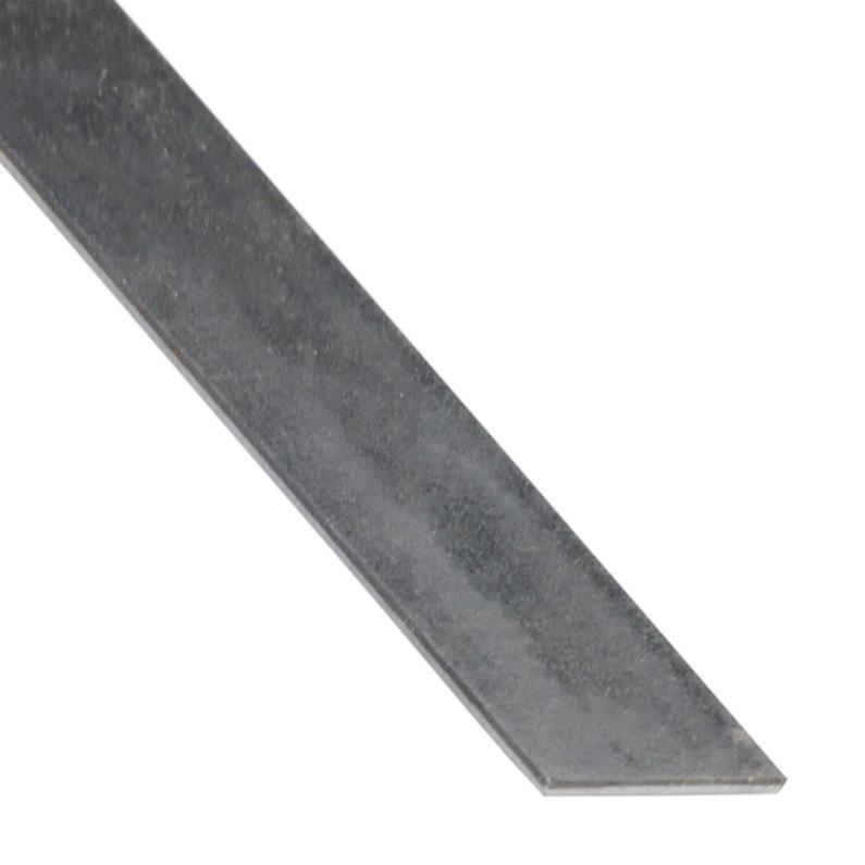 Plat Acier Galvanise Noir L 2 M X L 3 5 Cm X H 0 2 Cm Leroy Merlin