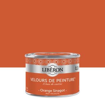 Peinture Orange Au Meilleur Prix Leroy Merlin
