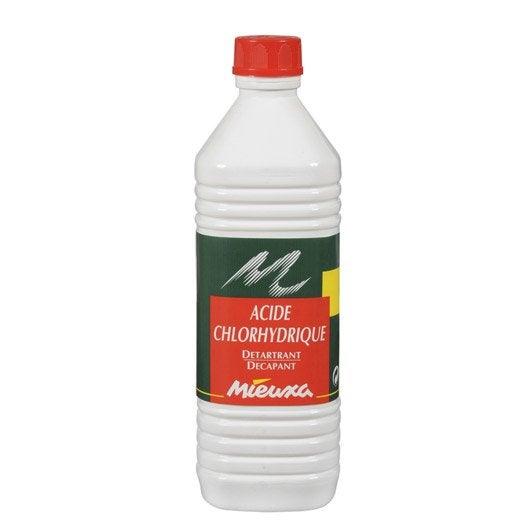 Solvant lessivage et gros travaux au meilleur prix leroy merlin - Acide oxalique leroy merlin ...
