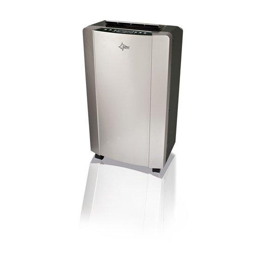 climatiseur mobile progress 2000w leroy merlin. Black Bedroom Furniture Sets. Home Design Ideas