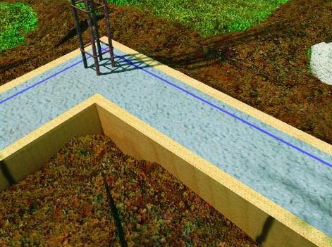 Comment construire un mur en parpaings coller leroy for Monter un garage en parpaing