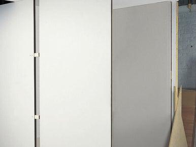 monter une cloison sur ossature leroy merlin. Black Bedroom Furniture Sets. Home Design Ideas
