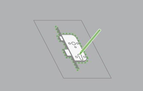 Comment poser une serrure encastr e sur une porte - Comment ouvrir une serrure de porte de chambre ...