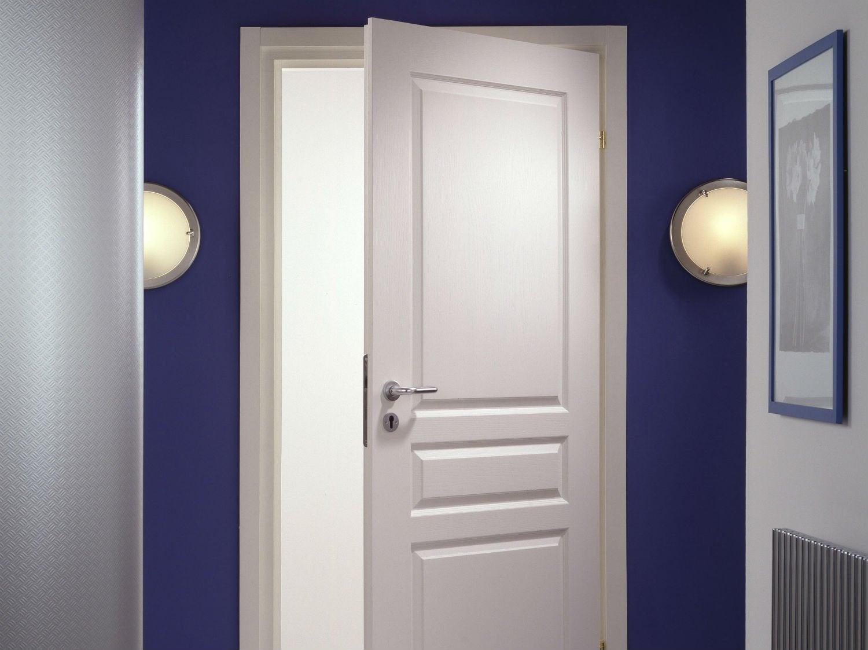 Remplacer une porte interieure a peindre tableau isolant for Changer serrure porte