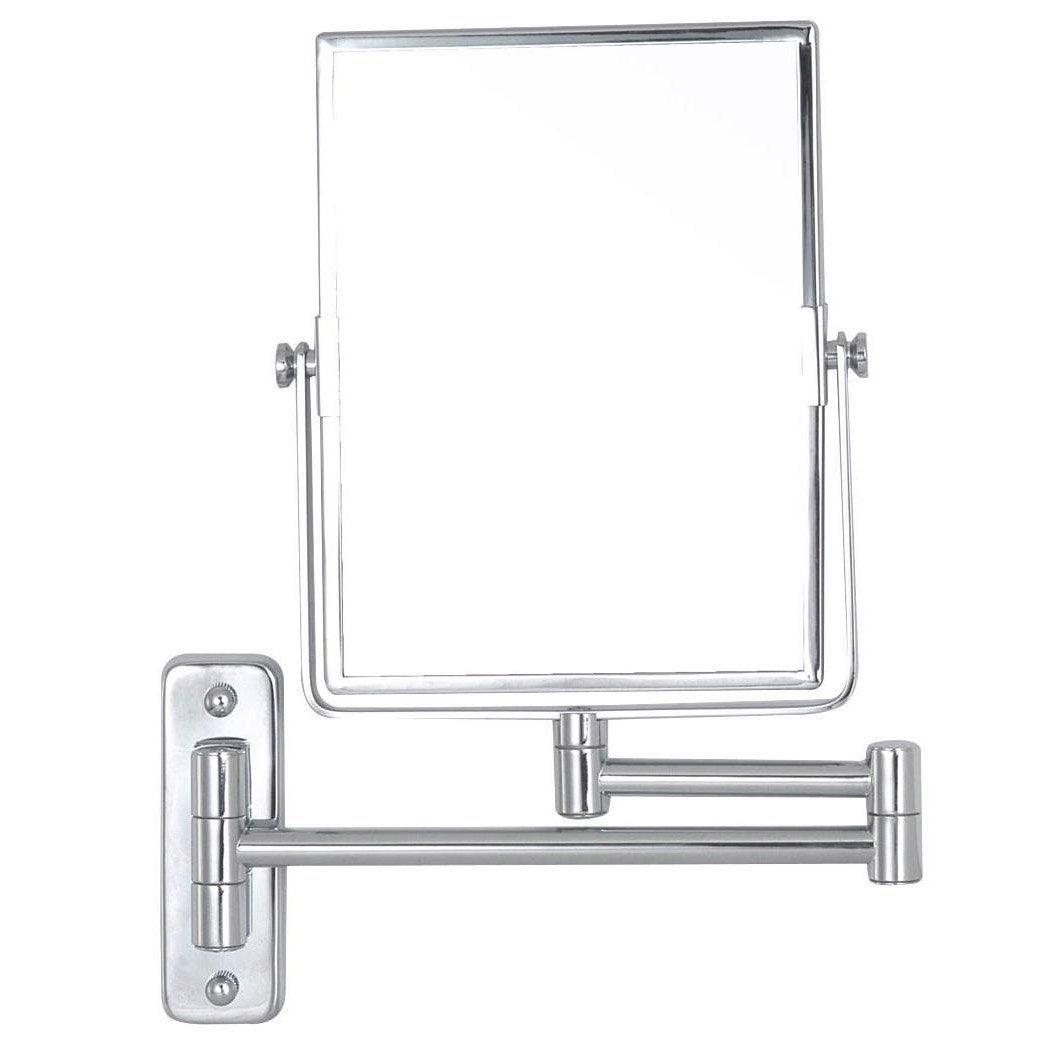 Miroir Grossissant X 3 Rectangulaire à Fixer H205 X L155 X P
