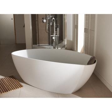 Salle De Bain Vasque Ilot ~ baignoire lot salle de bains au meilleur prix leroy merlin