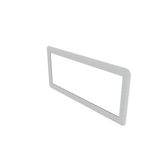 Miroir 130 x 70 cm charleston leroy merlin - Baignoire 130 x 70 leroy merlin ...