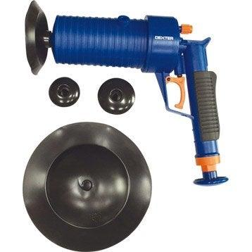 Pistolet à air comprimé pour canalisation DEXTER