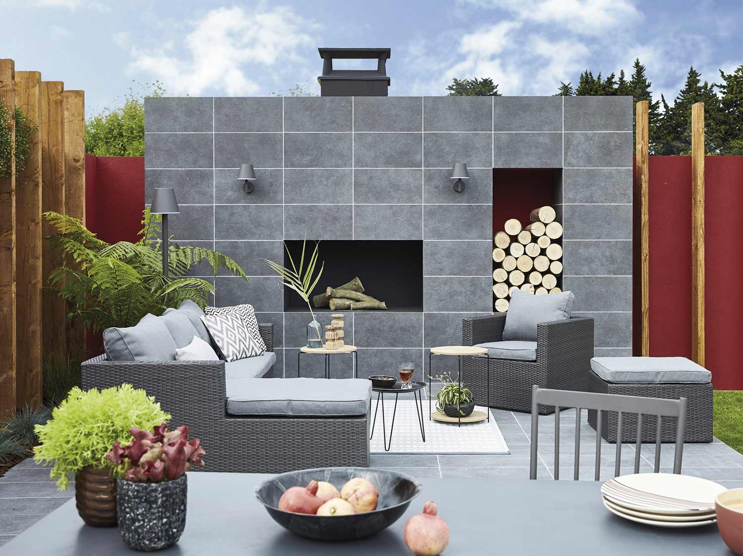 Modele Terrasse Exterieur - Fashion Designs