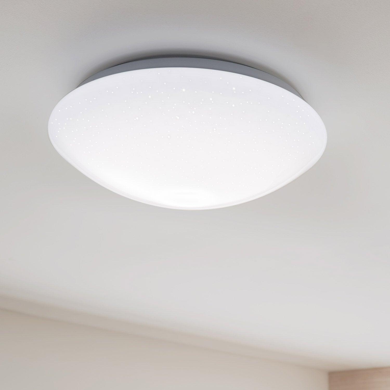 Plafonnier Modica LED 1 X 25 W Intgre Changement De Blanc Chaud Froid