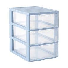 Boite de rangement boite plastique pin carton leroy merlin - Bloc tiroir plastique ...