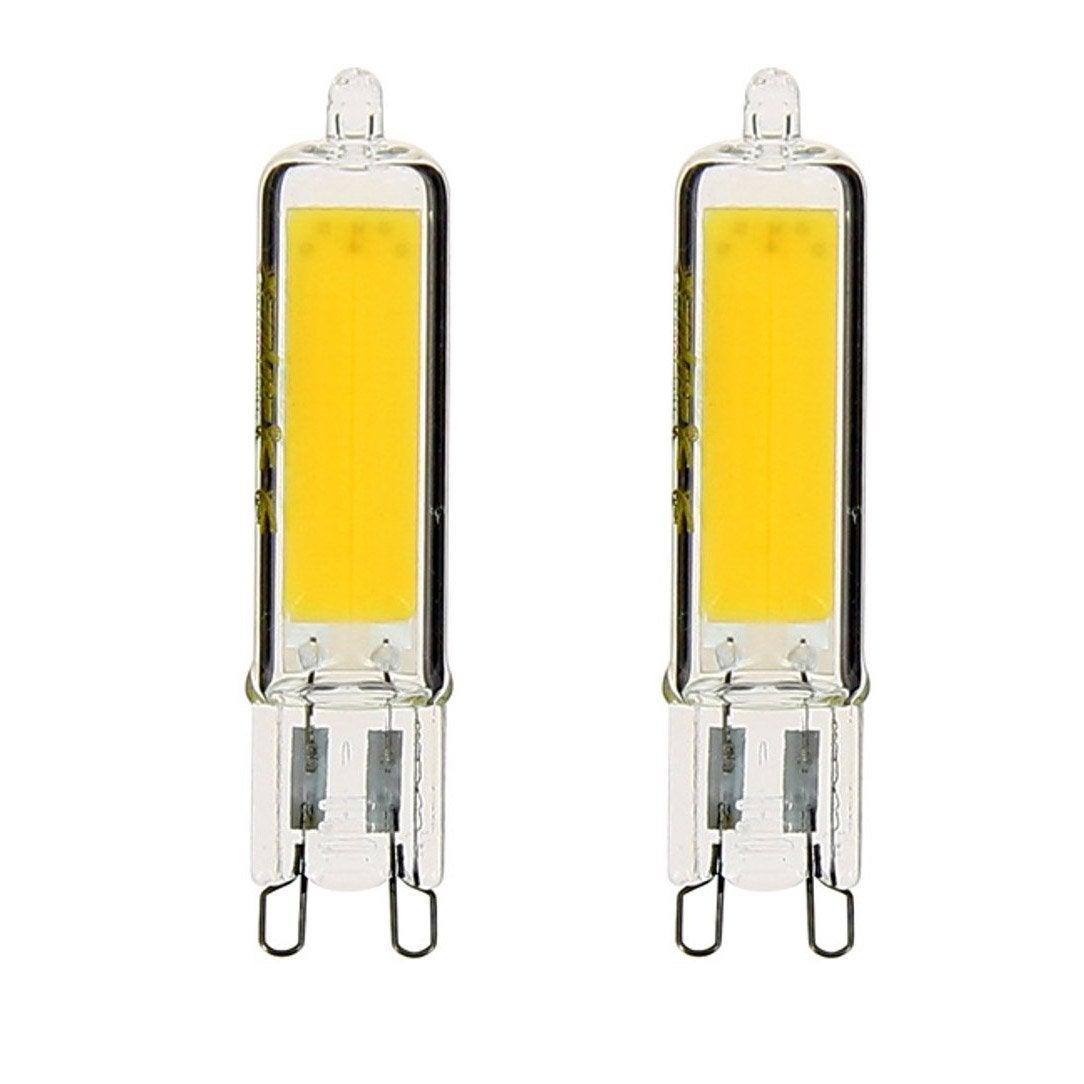 Lot De Led Blanc K 2 400 Ampoules Spécifique G9 Lm2700 ChaudXanlite 5cRjL3A4q