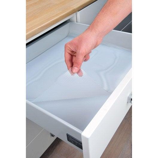 Accessoires int rieurs de tiroir poubelle tabouret et - Tapis de tiroir castorama ...