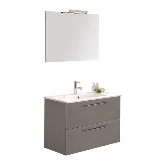 Liste de remerciements de lucile p meuble mini salle for Hauteur meuble salle de bain leroy merlin