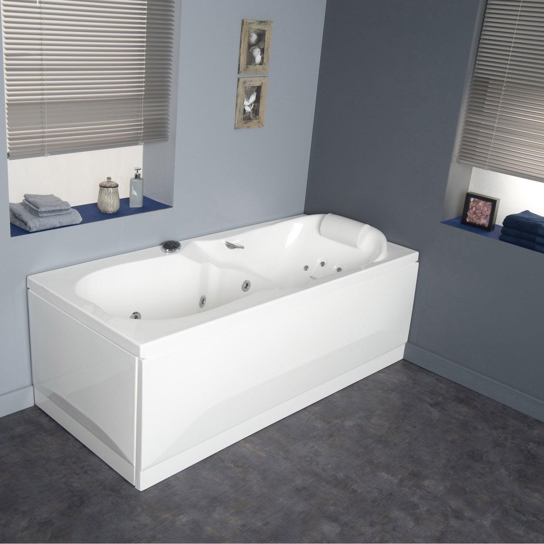 baignoire baln o rectangulaire cm thala. Black Bedroom Furniture Sets. Home Design Ideas