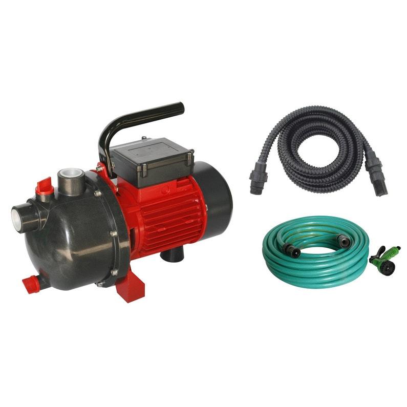 Pompe Arrosage Manuelle Sterwins Kit Pompe De Surface 3800 L H