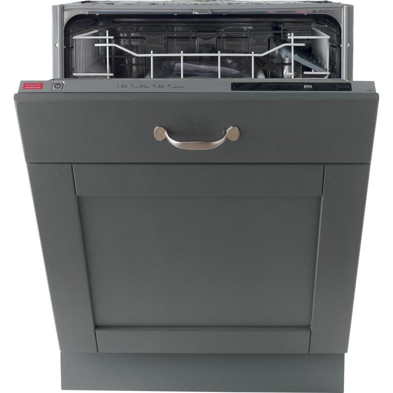 rencontrer e27d0 d968c Lave-vaisselle intégrable l.59.6 cm FRIONOR LVTIFRI, 12 couverts