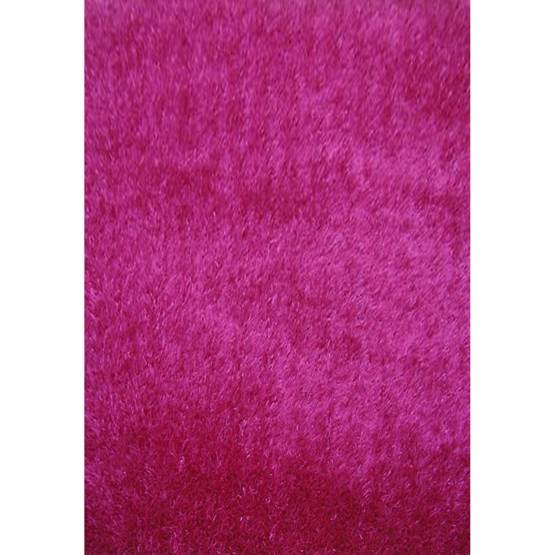 Tapis rose rectangulaire, l.160 x L.230 cm Lilou | Leroy Merlin