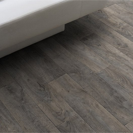 Sol pvc marron factory p can gerflor texline l 4 m for Carrelage classe 4